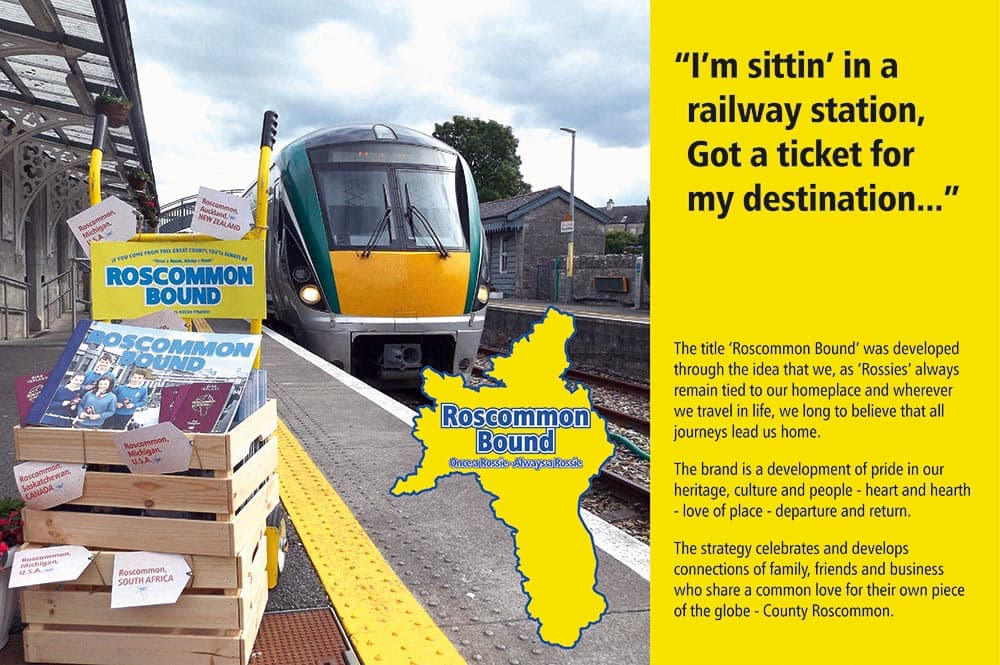 Brand Image for the Roscommon Bound Strategy