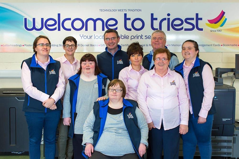 Triest Press Staff Photo